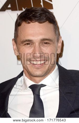 LOS ANGELES - FEB 15:  James Franco at the