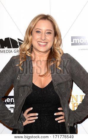 LOS ANGELES - FEB 15:  Risa Binder at the