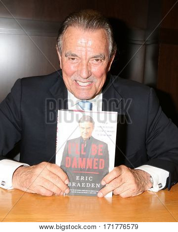 LOS ANGELES - FEB 13:  Eric Braeden at the