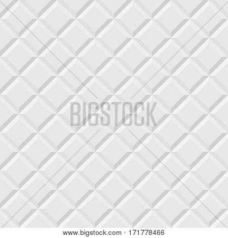Seamless Pattern Gray Tiles