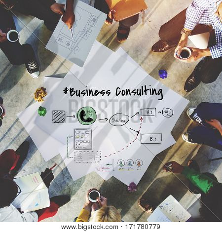 Business Consulting Help Solution Plan