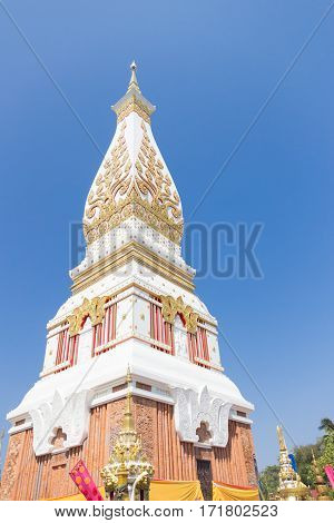 Wat Phra That Panom Temple Nakhon Phanom, Thailand.