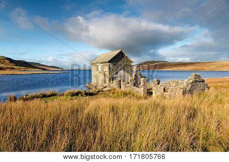 Devoke Water In Cumbria