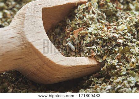 Dried Marjoram Leaves