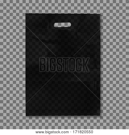 bag isolated on white background. vector illustration.