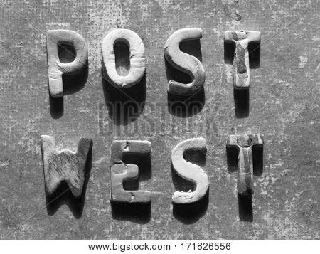 Post World concept