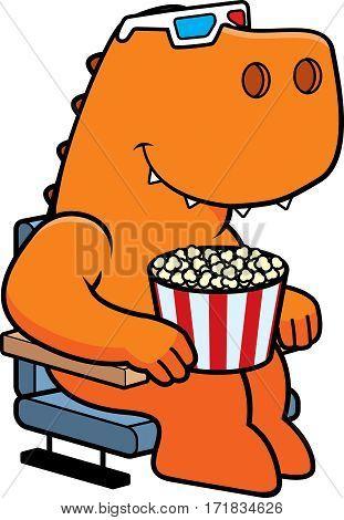 Cartoon Dinosaur 3D Movies
