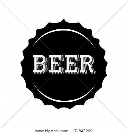 Isolated Beer Icon