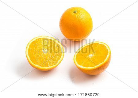 Bahia Navel Orange Fruit