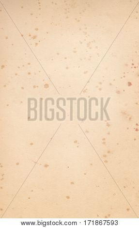 old yellow and brown stained paper background hi-res