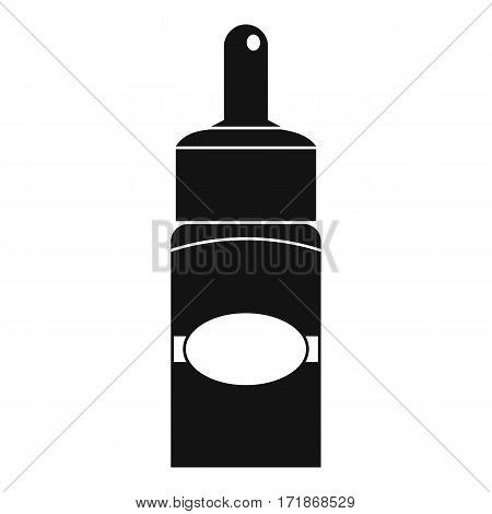 Medical drops icon. Simple illustration of medical drops vector icon for web