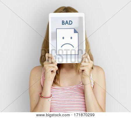 Depressed Alone Sadness Negativity Unhappy Emotion