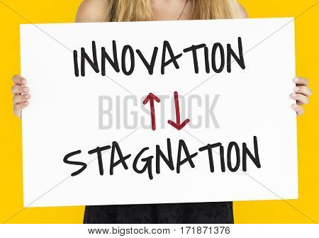 Innovation Stagnation Direction Progress Improvement