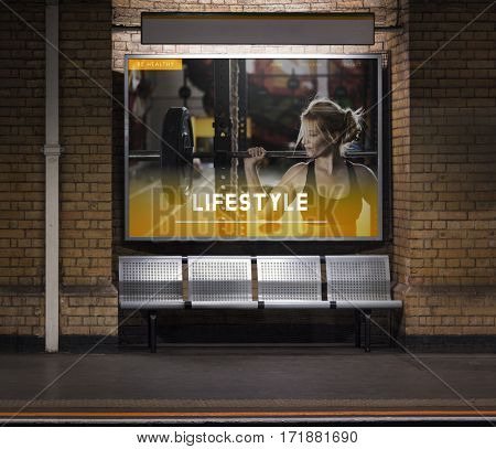 Fitness Healthy Lifestyle Wellbeing Activity Concept
