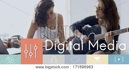 Music Digital Media Leisure Multimedia