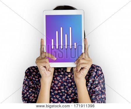 Multimedia Entertainment Music Bars Display
