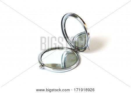 Special small pocket mirror pictures for ladies