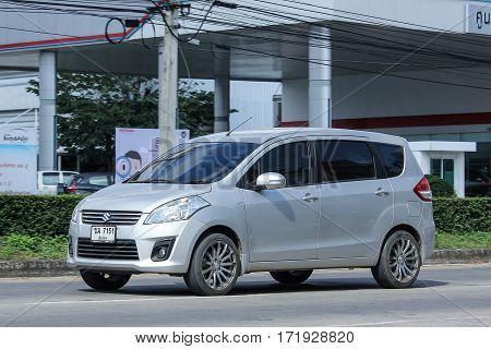 Private Suv Car, Suzuki Ertiga