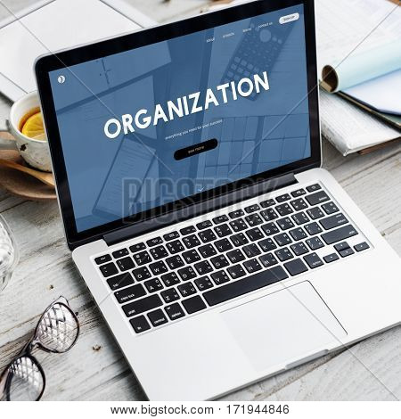 Organization Management Network Business Corporate