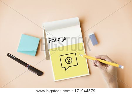 Customer Service Feedback Survey Icon