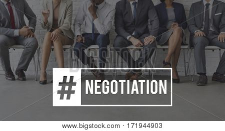 Deals Negotiation Partnership Corporate Business