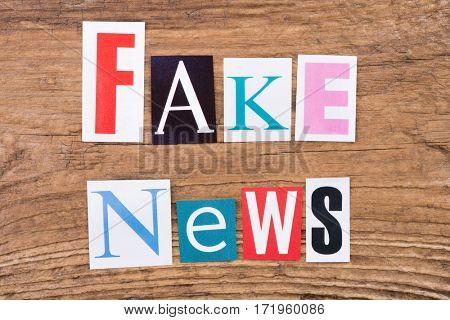 Phrase 'Fake News