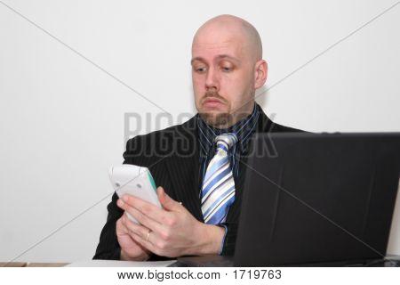 Businessman-surprised
