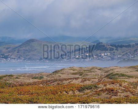 Morro Rock Bay
