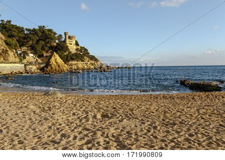 Lloret de Mar is a Spanish municipality Catalonia and the sea.