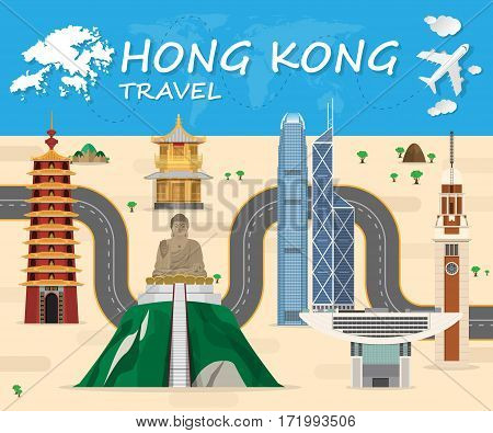 Global Travel And Journey Infographic Background Vector Design Templateused For Your Advertisement Book Banner Template Business Or Presentation