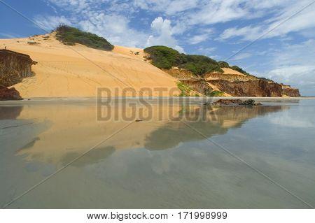 Fortaleza Beach Brazil