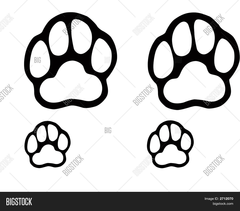 Dog Paws Image Photo Free Trial Bigstock