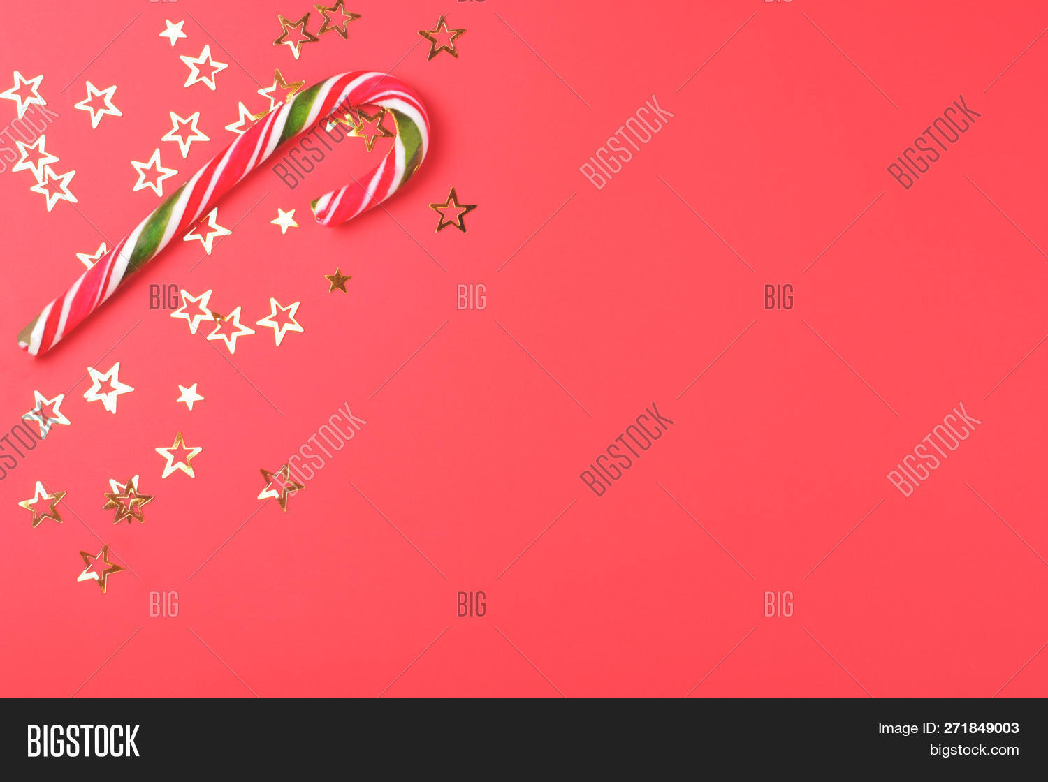 Christmas Striped Image & Photo (Free Trial) | Bigstock