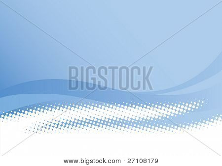 Abstract Background (vector). In the gallery also available XXL jpeg image made from this vector