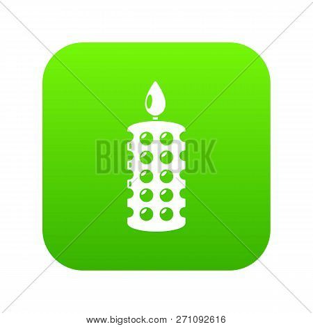 Candle Ceremony Icon. Simple Illustration Of Candle Ceremony Icon For Web