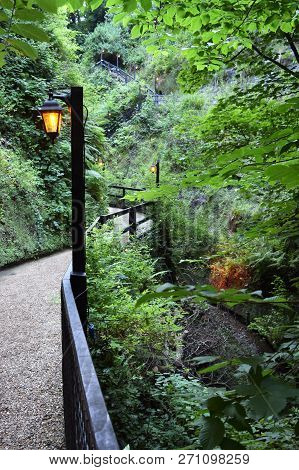 Chine Path, Island Vista, England United Kingdom