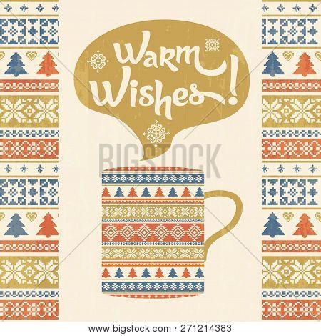 Warm Wishes Background