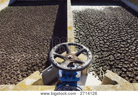 Wastewater Sanitation Plant