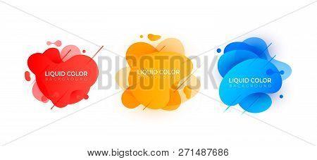 Set Plastic Liquid Vector & Photo (Free Trial) | Bigstock
