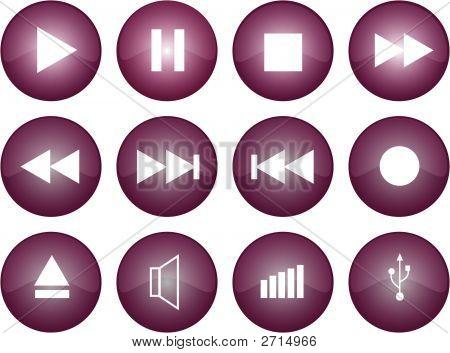 Stereo Purple