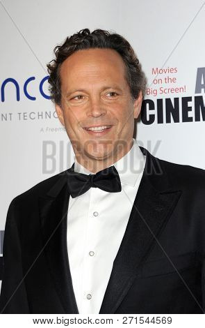 Vince Vaughn at the 32nd American Cinematheque Award Presentation Honoring Bradley Cooper held at the Beverly Hilton Hotel in Beverly Hills, USA on November 29, 2018.
