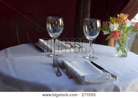 Table Setting 5