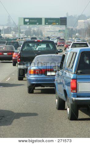 Automobile Traffic #1