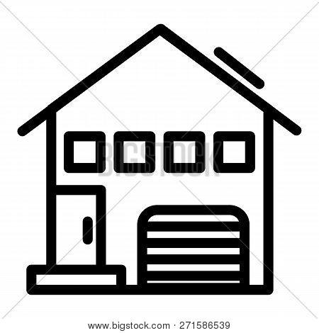 House Small Windows Vector & Photo (Free Trial) | Bigstock