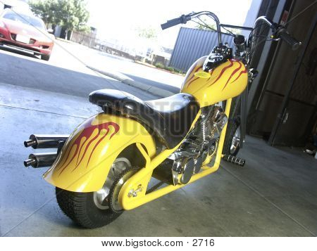 Yellow Mini-Chopper 2
