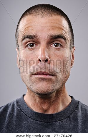 A real funny face captured in high detail (see portfolio for more in this series)