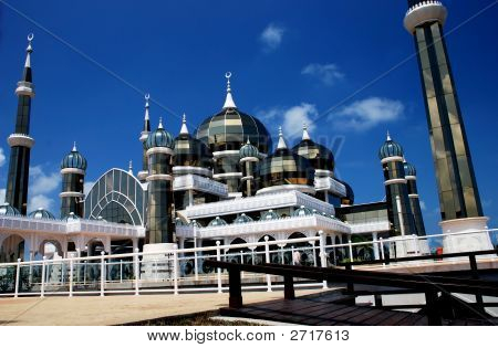 Mirror Mosque