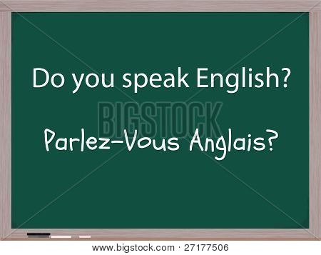 Do You Speak English In French