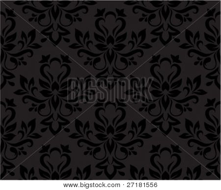 floral seamless texture for design