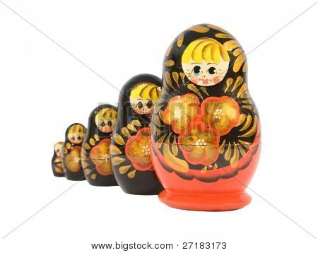 Russian dolls is sequence
